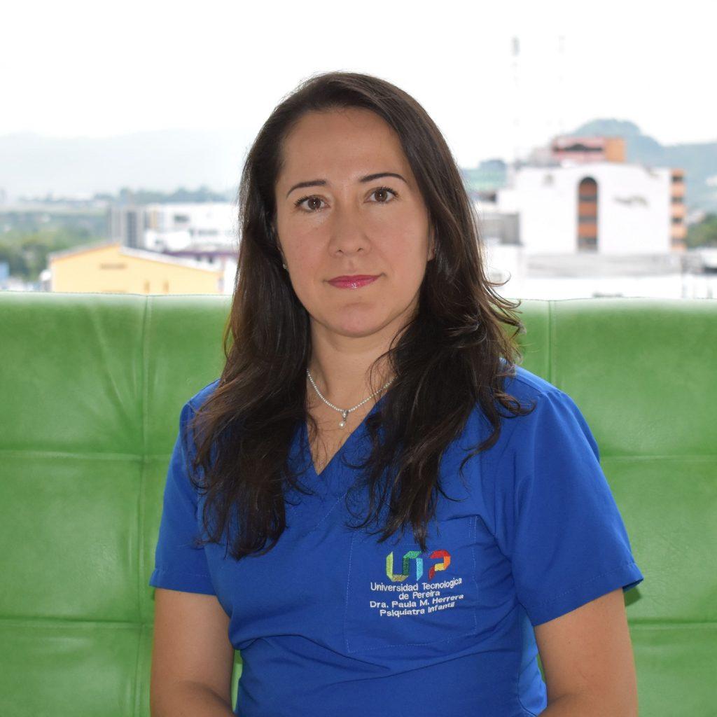Paula Herrera Psiquiatra Infantil